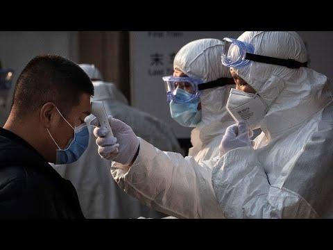 Coronavirus Cases Surpass