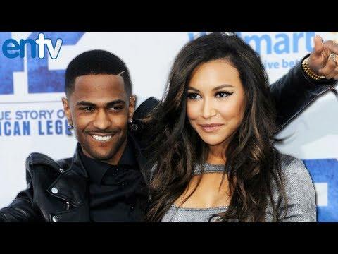 Glee Naya Rivera engaged to Big Sean