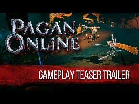 O RPG de Ação PAGAN ONLINE Ganha Seu Primeiro Trailer Oficial