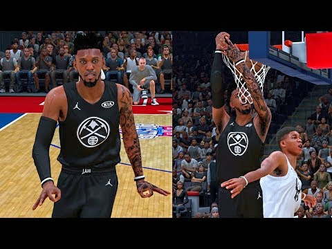 Breaking All Star Game Scoring Record | #TeamLebron vs #TeamJuice | NBA 2k18 MyCareer #42