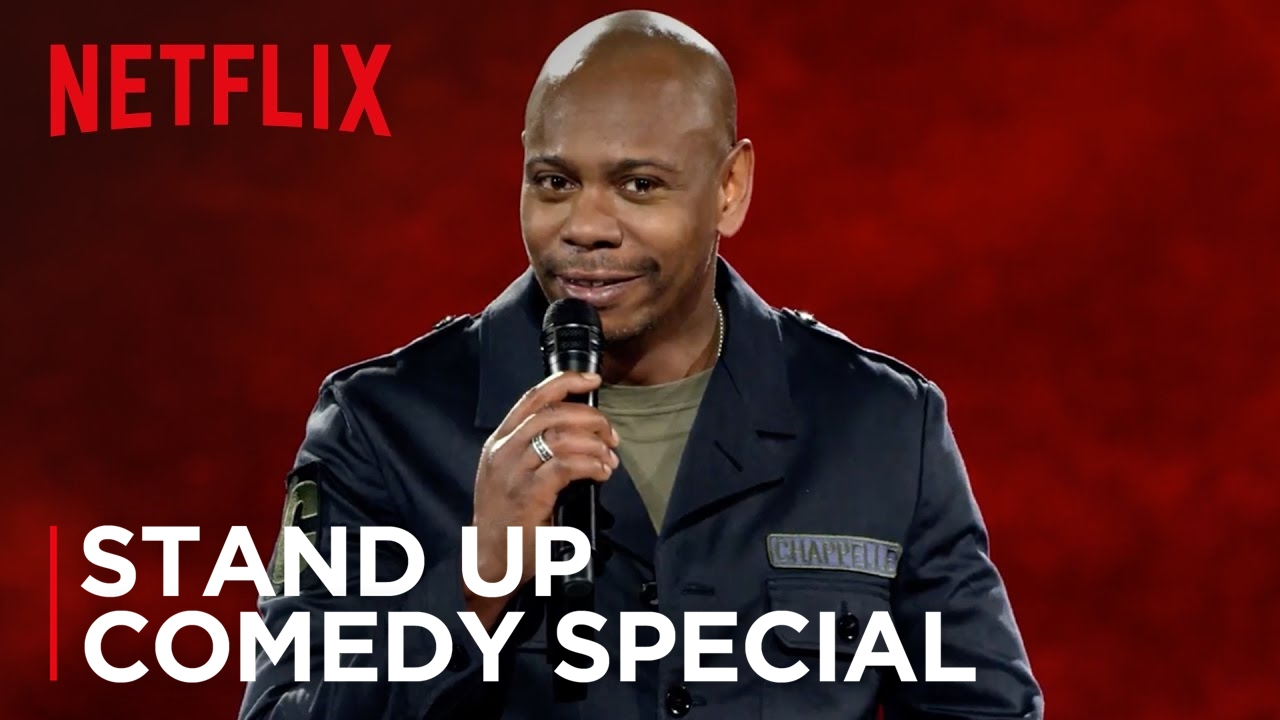 Dave Chappelle's Netflix Stand Up Comedy Special Official Trailer!