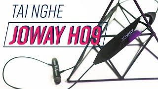 Đánh giá Joway H09: tai nghe bluetooth dưới 500 nghìn