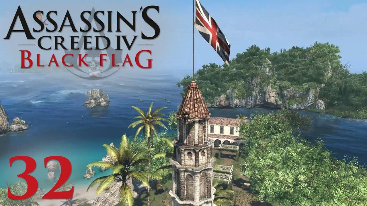 ASSASSINS CREED 4 BLACK FLAG • Auf nach Tortuga #032 [Deutsch][Let´s Play]
