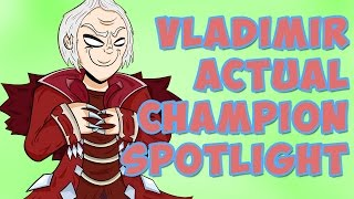 Vladimir ACTUAL Champion Spotlight