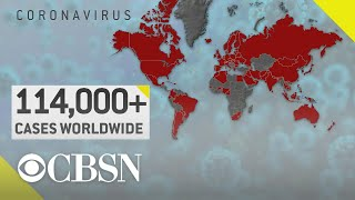 Multiple countries taking measures to contain coronavirus