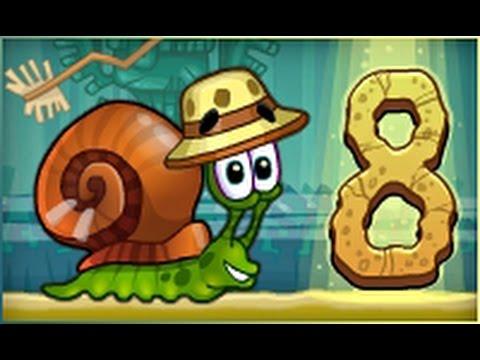 Bob l escargot 8 niveau 1 a 9 youtube - Bob l escargot gratuit ...