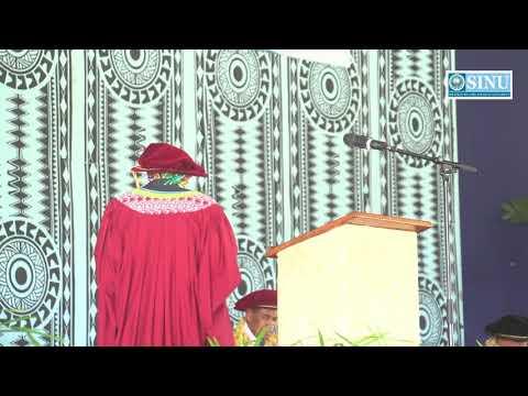 Solomon Islands National University 5th Graduation