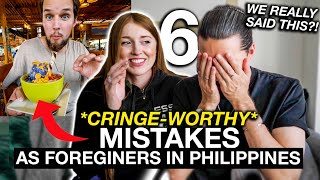 6 Dumb Moments as Foreigners in Philippines! (So Embarrassing)