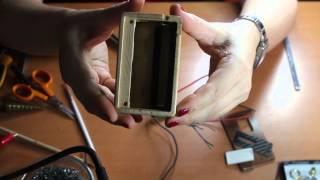 Vapeando con Lola - Montaje MOD artesanal Chip DNA 40 Evol