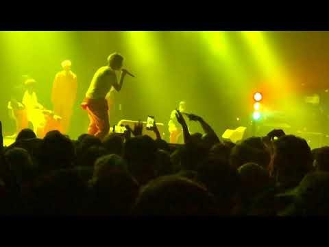 JOHNNY BROCKHAMPTON LIVE LOVE YOUR PARENTS TOUR DALLAS TEXAS