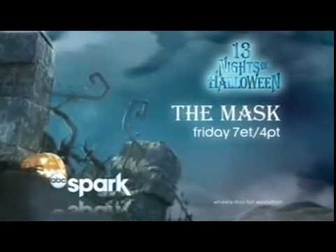 abc Spark (2015) - 13 Nights of Halloween - The Mask Promo - YouTube