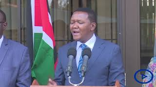Governor Alfred Mutua announces a waiver of sh6.021M for residents of Muri farm