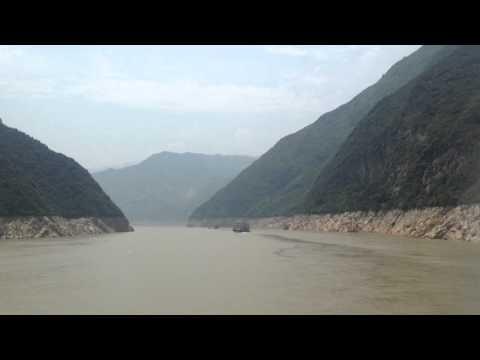 Qutang Gorge - 3 Gorges Dam