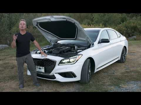 2018 Genesis G80 Sport Test Drive & Review