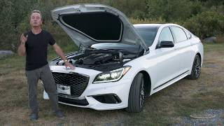 2018 Genesis G80 Sport Test Drive Review