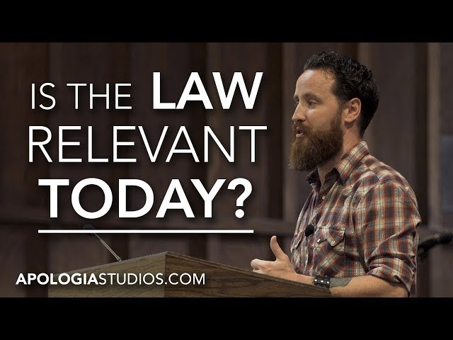 Is The Law Relevant Today?