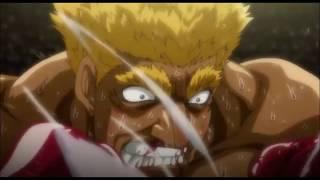 Hajime No Ippo - New Challenger Takamura vs Hawk (AMV-HD-3D)