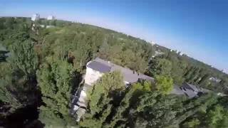 Skillup Morning Fun • First Flight with GoPro • FPV Odessa