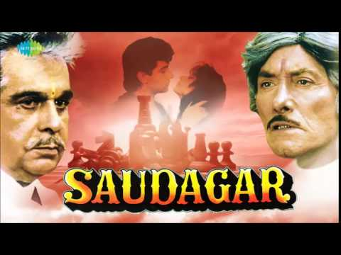 Radha Nachegi - Saudagar [1991] - Mohammad Aziz - Lata Mangeshkar