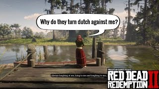 Molly O'Shea is Getting Crazy | Red Dead Redemption 2