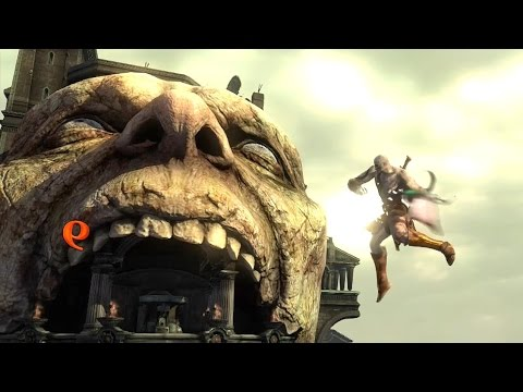God of War Ascension Giant Boss Fight Chapter 3 & 4  Ep 2