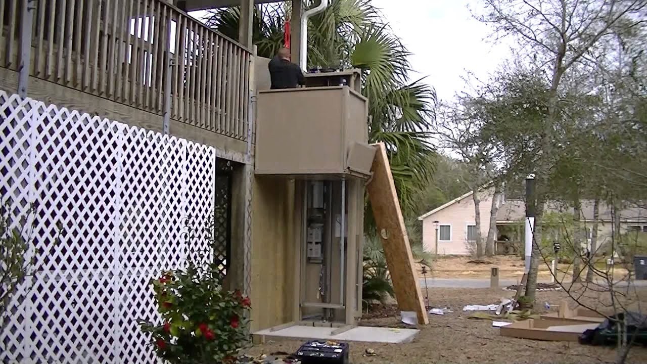 maxresdefault how it's built wheelchair porch lift 60 second time lapse porch lift wiring diagram at crackthecode.co