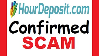 Hour Deposit Review - Trading SCAM WARNING!