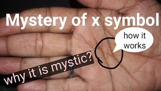 mystery reveals of mystic cross in Palmistry|cross sign in palmistry