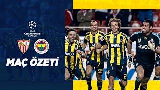 MAÇ ÖZETİ: Sevilla - Fenerbahçe   #ŞampiyonlarLigi