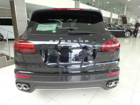 2015 Porsche Cayenne Turbo Auto For Sale On Auto Trader South Africa