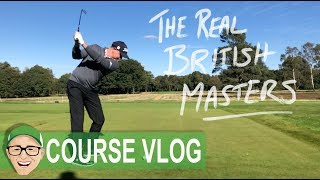 THE REAL BRITISH MASTERS
