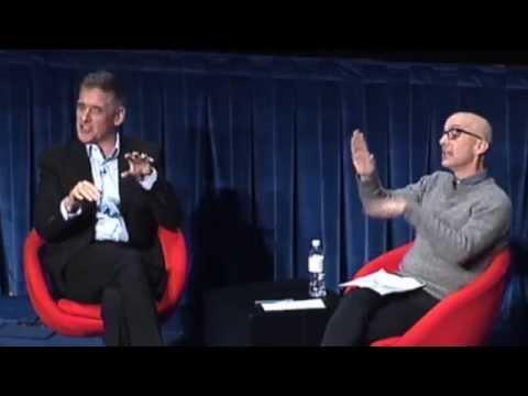 Craig Ferguson talks to Jim Rash