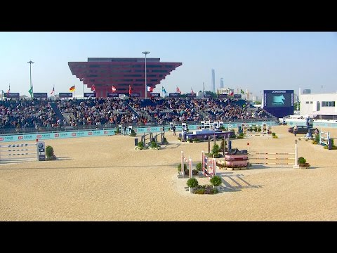 Longines Global Champions Tour 2017 - Shanghai Sport Report