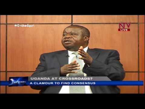 On The Spot: Kahinda Otafiire and Abdu Kantuntu on the progress made by Uganda in governance
