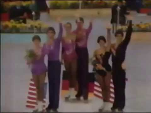 1980 WORLD ROLLER SKATING CHAMPIONSHIPS on CBS SPORTS