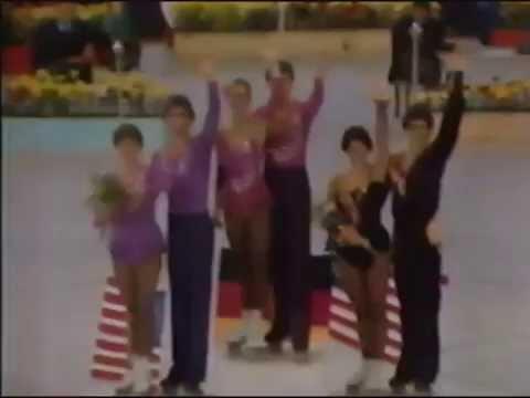 1980 WORLD ROLLER SKATING CHAMPIONSHIPS on CBS SPORTS