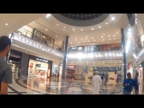 Muscat Grand Mall, (The Largest Mall in Muscat Oman ?)
