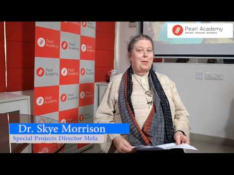 Dr. Skye Morrison,  Special Projects Director, Mela - Part 1