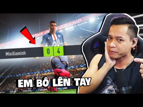 (FIFA Online 4) Trở lại Fifa gạ kèo Bô Cao Lãnh kiếm tiền ăn đêm và cái kết.