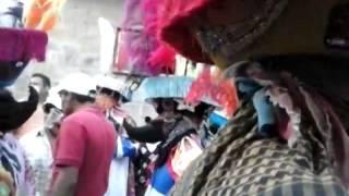 Chinelos En Cuijingo 2014