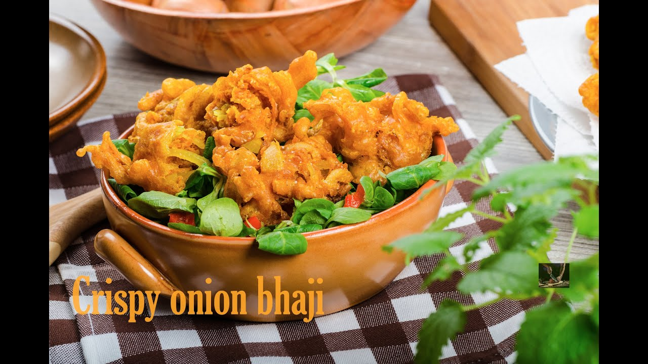 Indian onion bhaji simple street food youtube indian onion bhaji simple street food forumfinder Gallery