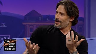Joe Manganiello Snuck Metallica Into His Wedding