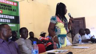 COTVET SDF FUNDED TRAINING for GPRTU DRIVERS (KOFORIDUA)
