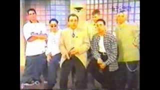 Backstreet boys-1996-SAT1 BrunchTV~Boys in the studio~
