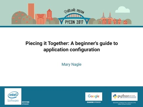 Image from Piecing it Together: A beginner's guide to application configuration