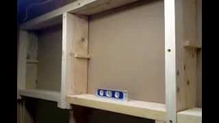 Between The Stud Cabinets - Part 1