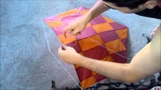 Como fazer estirante (cabresto) para pipas passo a passo