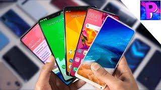 ТОП - 5 ll Самые Лучшие Смартфоны 2019 до 20000 Рублей. Достойные Телефоны с Алиэкспресс! Выбрать Смартфон до Рублей