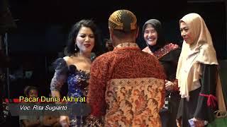 Rita Sugiarto - Pacar Dunia Akherat NEW DEWATA live Tegal 2018