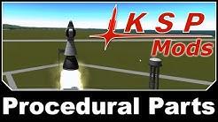 KSP Mods - Procedural Parts